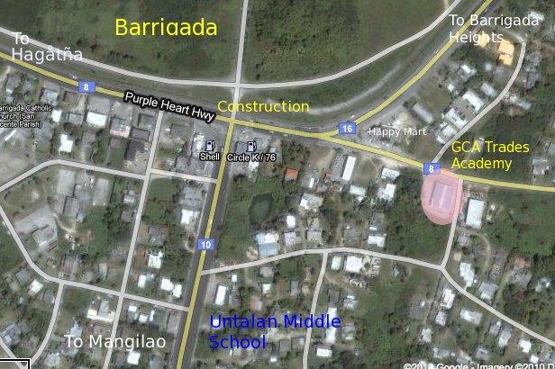 Barrigada Training Facility