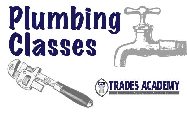 Plumbing Class Starts March11